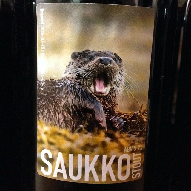 Just bottled my Saukko Stout